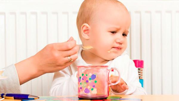دندان در آوردن نوزادان کودکان