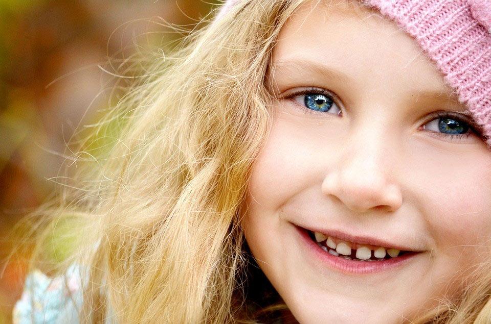 اصلاح و بستن فاصله بین دندانی کودکان